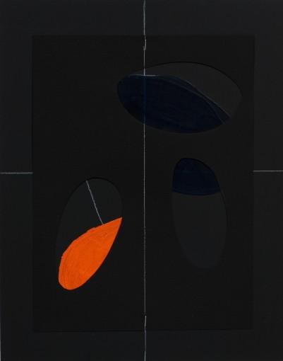 "<span class=""artist""><strong>Mario Veléz</strong></span>, <span class=""title""><em>Geografías corporales II "" Color negro""</em>, 2009</span>"
