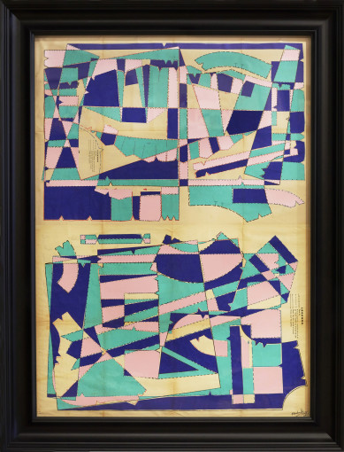 "<span class=""artist""><strong>Hormazd Narielwalla</strong></span>, <span class=""title""><em>Reflections in a Water Garden</em>, 2015</span>"