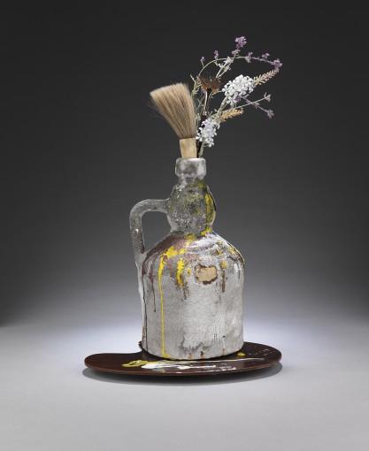 Artist's Flower Pot