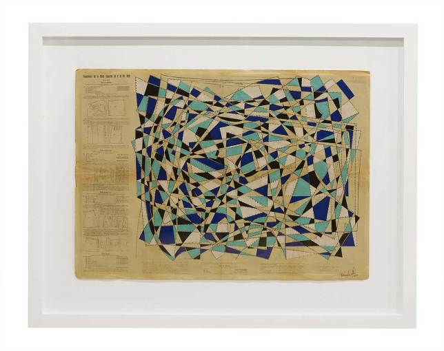 """<span class=""""artist""""><strong>Hormazd Narielwalla</strong></span>, <span class=""""title""""><em>Dreaming of Sonia</em>, 2016</span>"""
