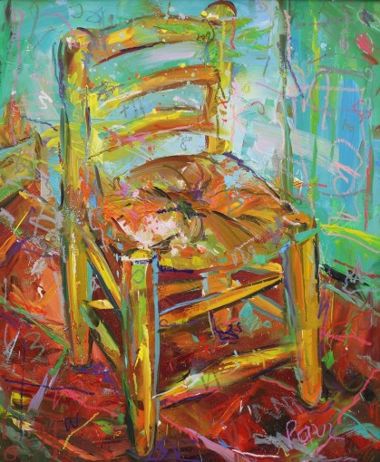 The Chair (After Van Gogh)