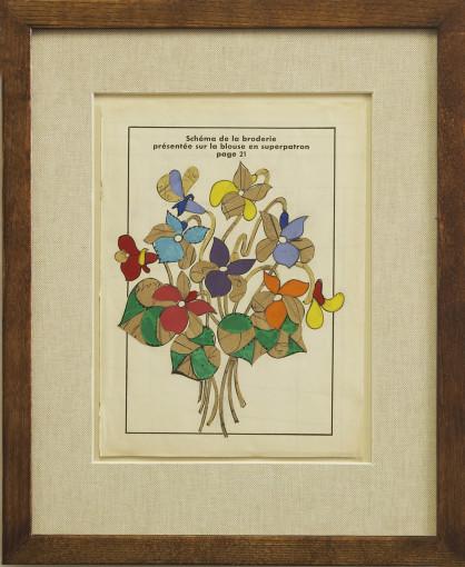 "<span class=""artist""><strong>Hormazd Narielwalla</strong></span>, <span class=""title""><em>Flower Study</em>, 2015</span>"