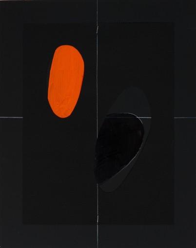"<span class=""artist""><strong>Mario Veléz</strong></span>, <span class=""title""><em>Geografías corporales I "" Color negro""</em>, 2009</span>"