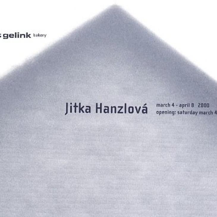 Jitka Hanzlova