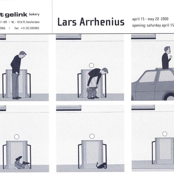 Lars Arrhenius