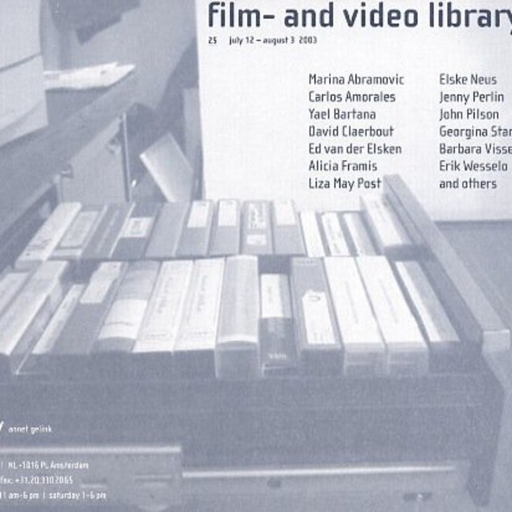 film- and video library