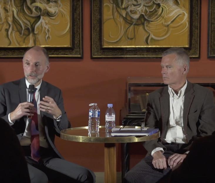 Glenn Brown in conversation with Jonas Storsve