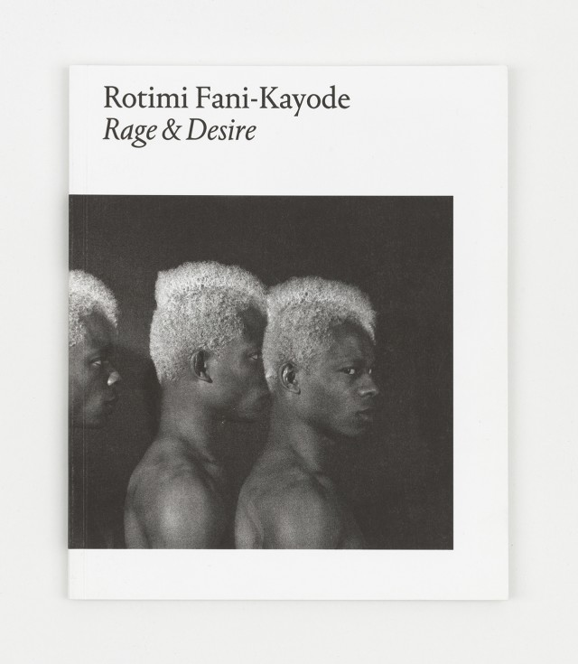 Cover of Rage & Desire