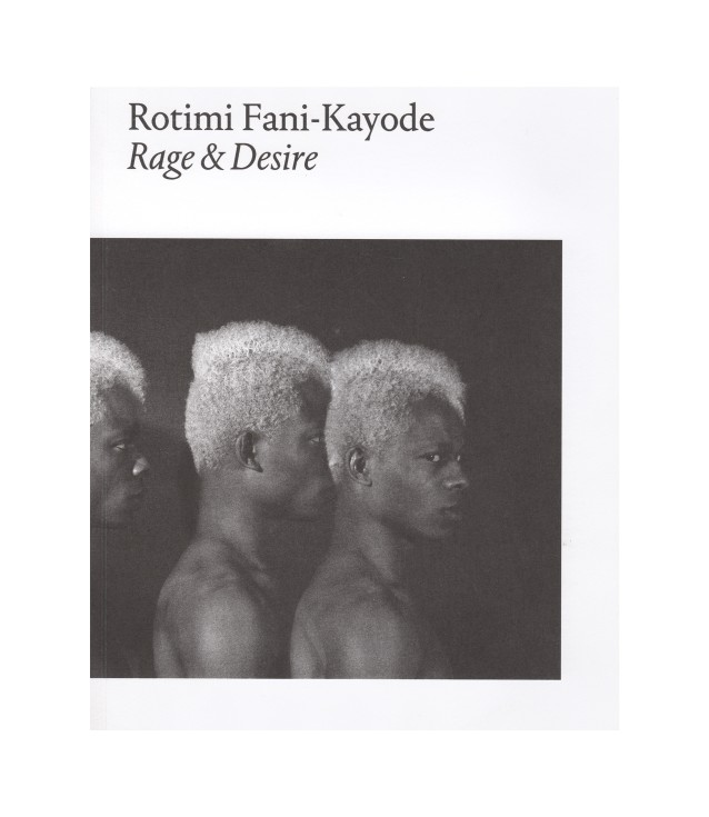 Cover of Rotimi Fani-Kayode, Rage and Desire