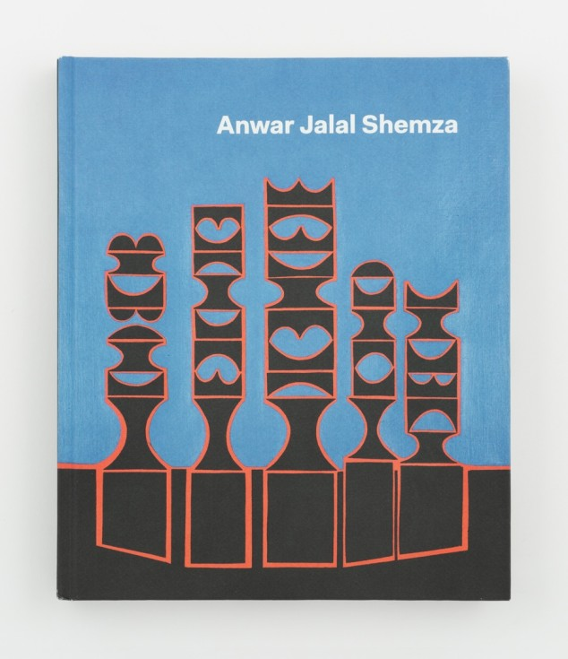 Cover of Anwar Jalal Shemza