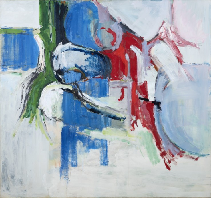 Adrian Heath  Painting, 1961  Oil on canvas  173 x 183 cm