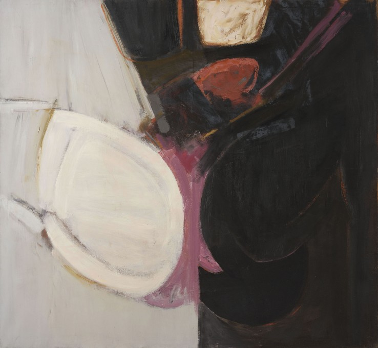 Adrian Heath  Painting, 1961  Oil on canvas  183 x 198 cm