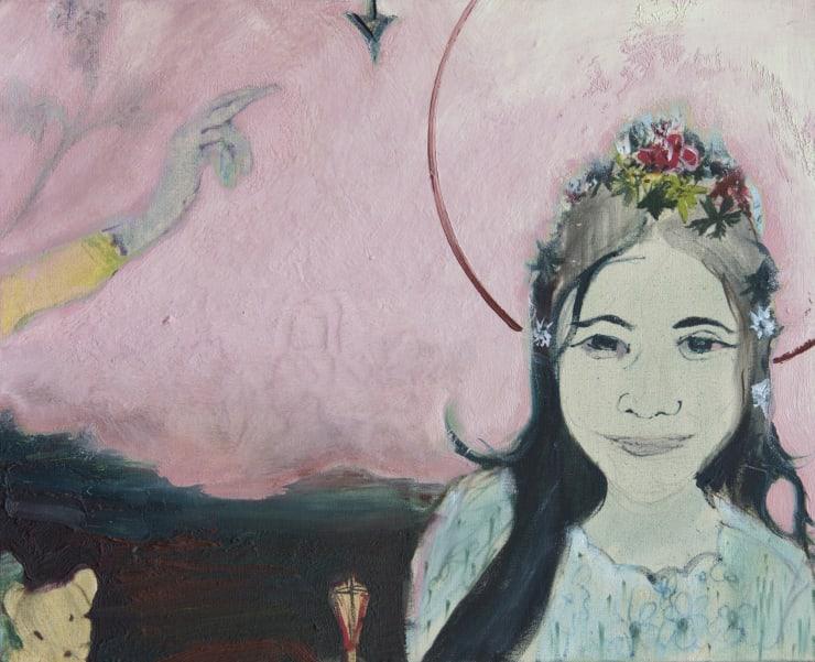 Blair McLaughlin Primavera, 2017 Oil on canvas 13 4/5 × 17 7/10 in 35 × 45 cm