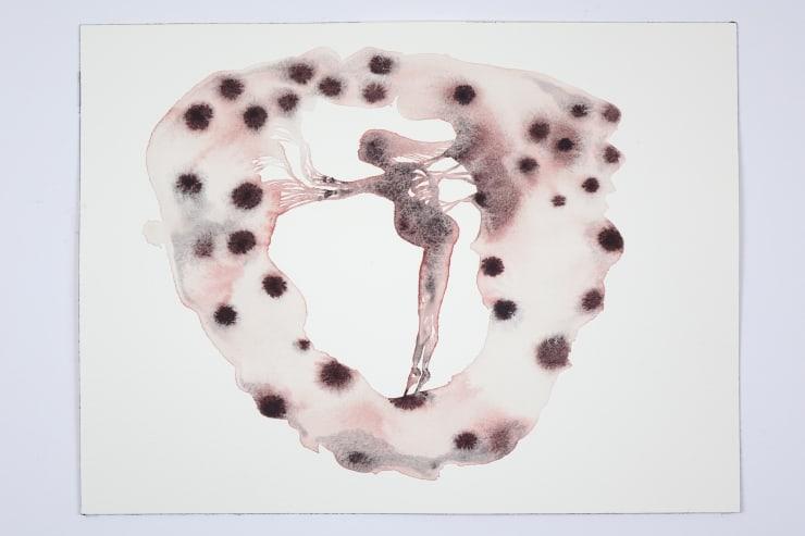 Kate Walters Seer, 2018 Watercolour 23 x 31 cm