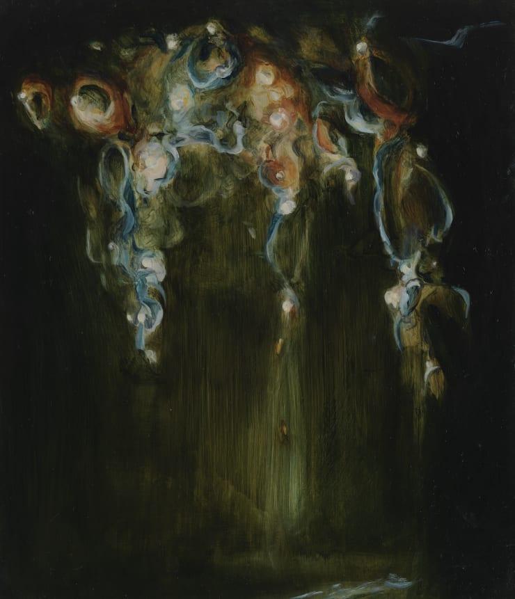 Pippa Gatty Linden, 2018 Oil on linen on board 30 x 26 cm