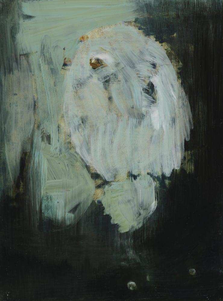 Pippa Gatty Muta, 2017 28 x 21 cm Oil on linen on board