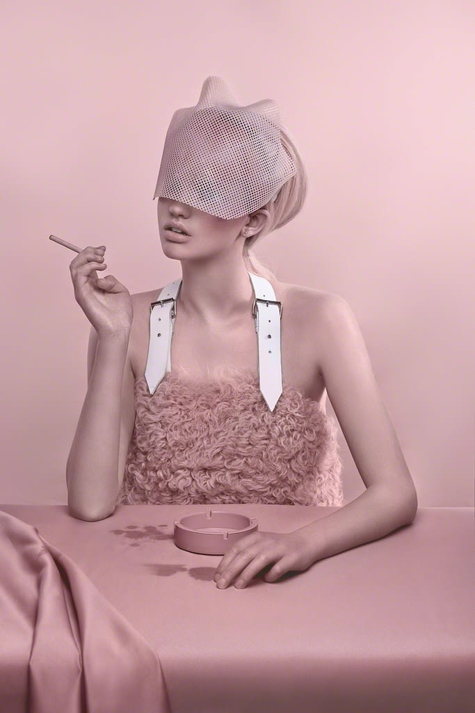 Carolina Mizrahi Avatar 1, 2015 photography 33 1/10 × 23 2/5 in84.1 × 59.4 cm