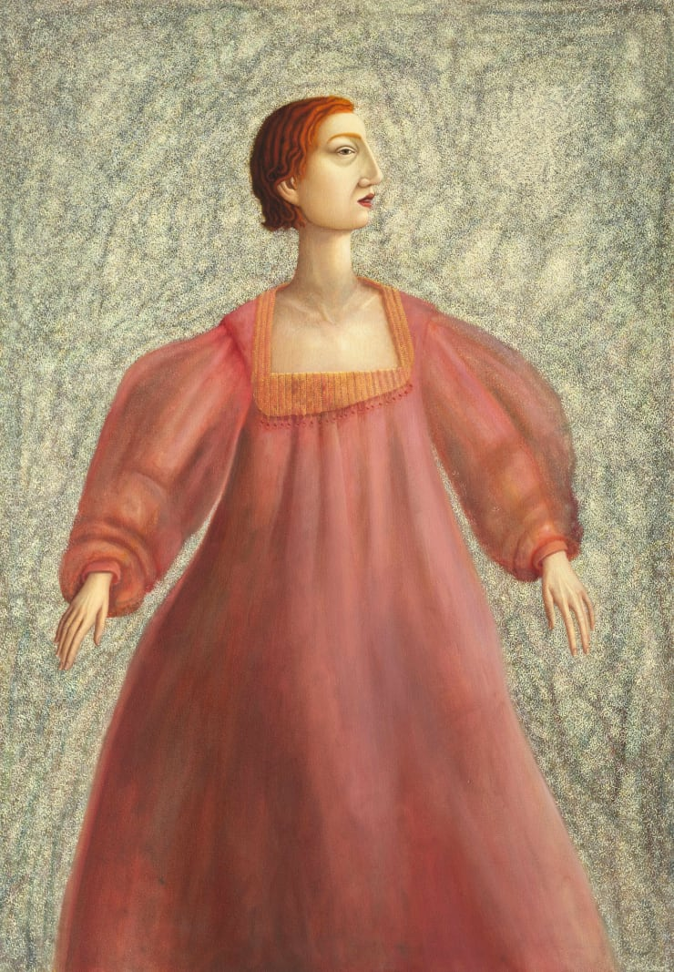 Helen Flockhart Most Perfect Child, 2018 oil on canvas 101 x 71cm