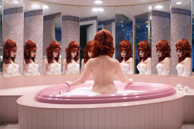 Juno Calypso The Honeymoon Suite, 2015 photography 26 × 40 in66 × 101.6 cm