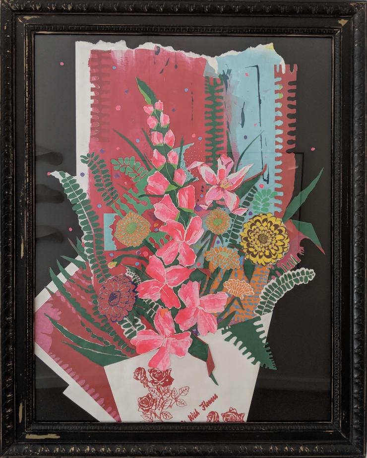 Abby Goodman works | Blackbird Gallery