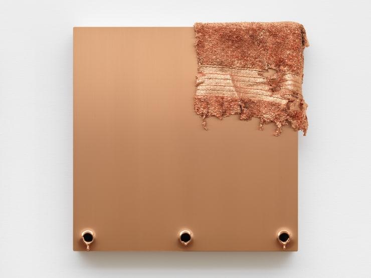 Maximilian Schubert, Untitled (copper), 2019