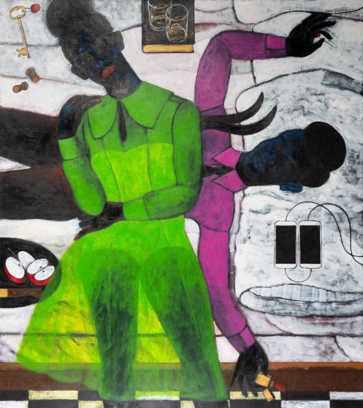 Abe Odedina, Return to Eden , 2019