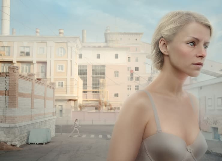 Katerina Belkina Gres. The Power Station., 2014 Archival Pigment Print 100 x 130 cm 39 3/8 x 51 1/8 in Edition of 6 plus 2 artist's proofs Series: Light and Heavy