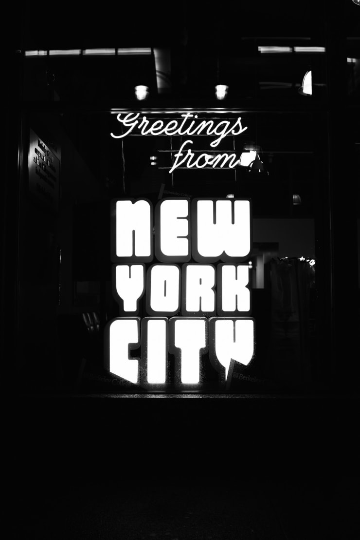 PHIL PENMAN, Welcome to New York, 2018