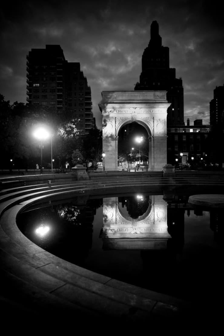 PHIL PENMAN, Washington Square New York, 2018