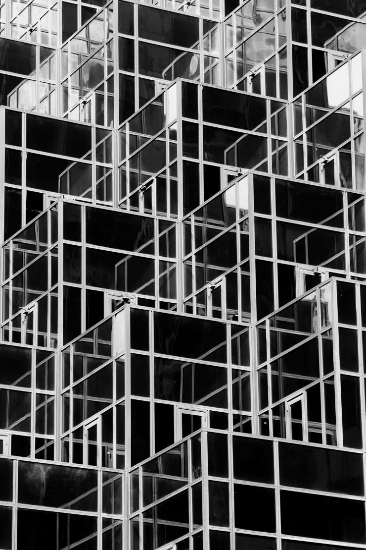 PHIL PENMAN, Trump Building, New York, 2018