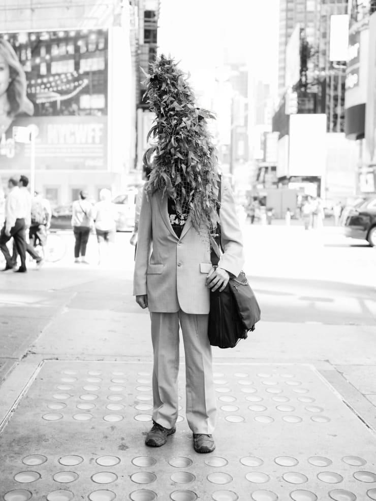 PHIL PENMAN, 42nd Street Portrait, 2017