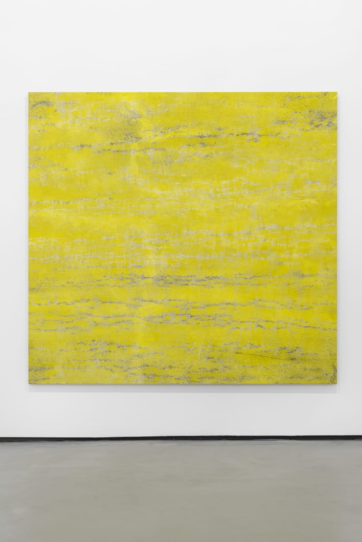 Kathleen Jacobs POROE, 2017 oil on linen 72 x 76 in. / 182.9 x 193 cm