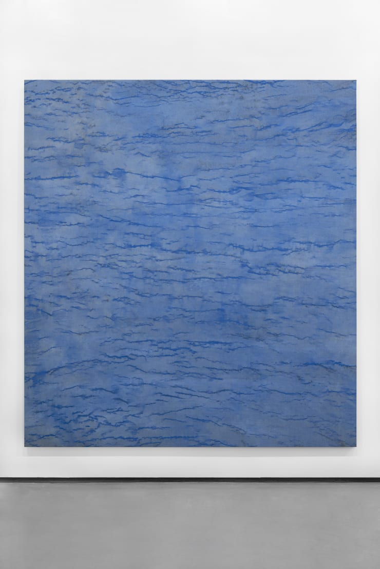 Kathleen Jacobs AIRRA, 2018 oil on linen 77 x 85 in. / 195.6 x 215.9 cm