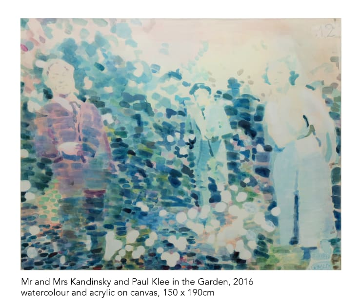 Tim Braden, Braden-Kandinsky-Klee, 2016
