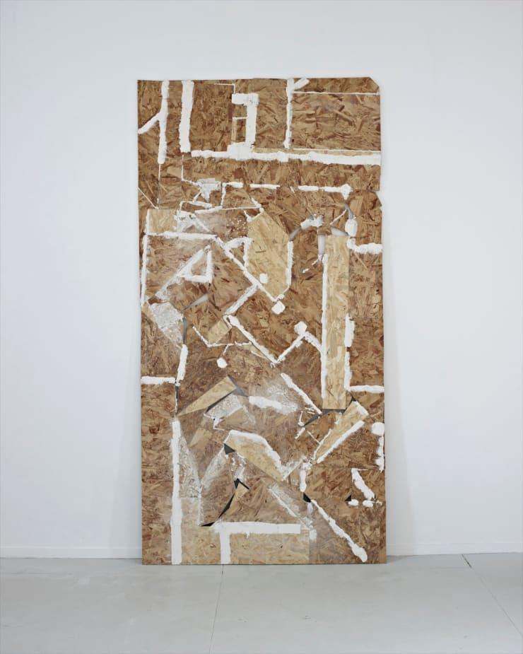 Paul Merrick, Untitled (OSB), 2013