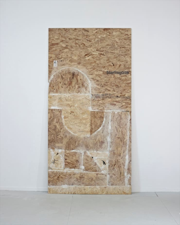 Paul Merrick, Untitled (OSB2), 2013