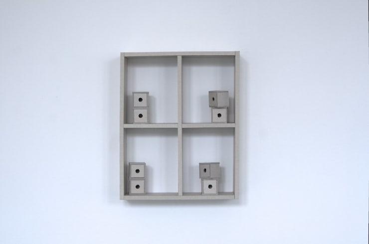 Dean Hughes, 8 boxes, 2011