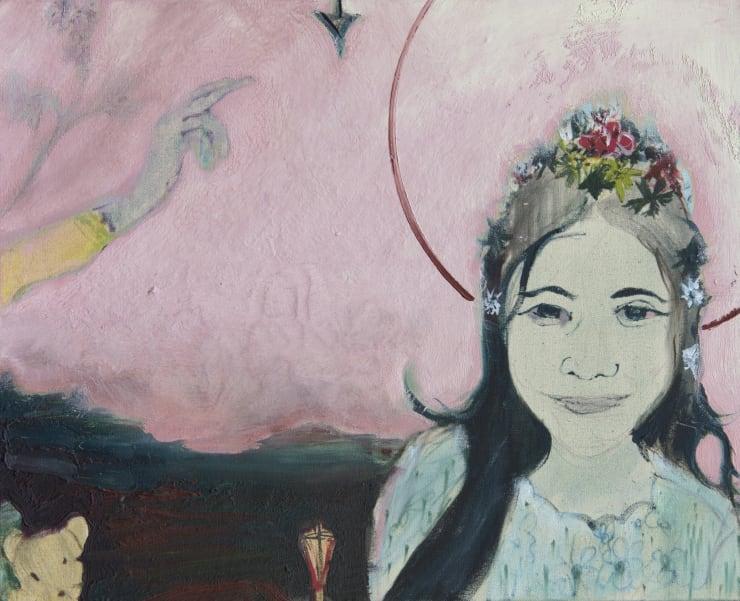 Blair McLaughlin Primavera, 2017 Oil on canvas 35 × 45 cm