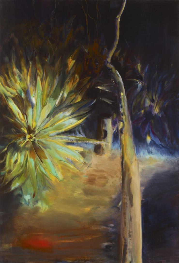 Lindsey Bull Luna, 2018 Oil on canvas 170 x 115 cm