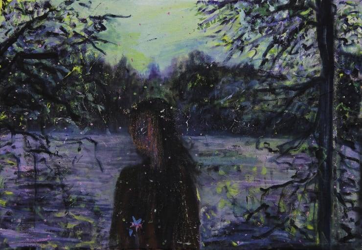 Blair McLaughlin Lynn Lake, 2019 Oil on canvas 45 x 65cm