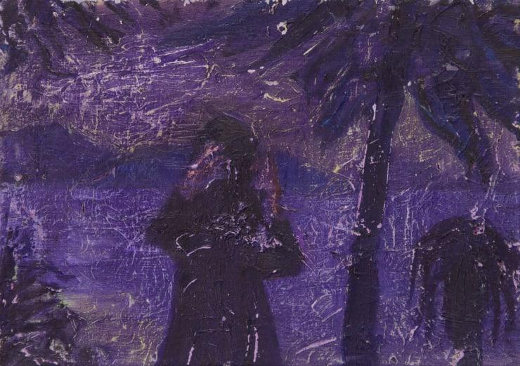Blair McLaughlin Lake Lynn, 2019 Oil on canvas 25 x 35 cm