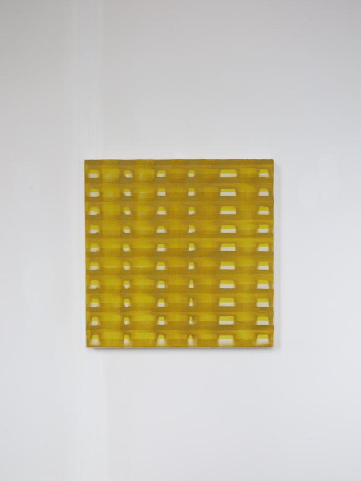 Eleanor McCullough Turner's Yellow, No. 2, 2017 Oil on canvas