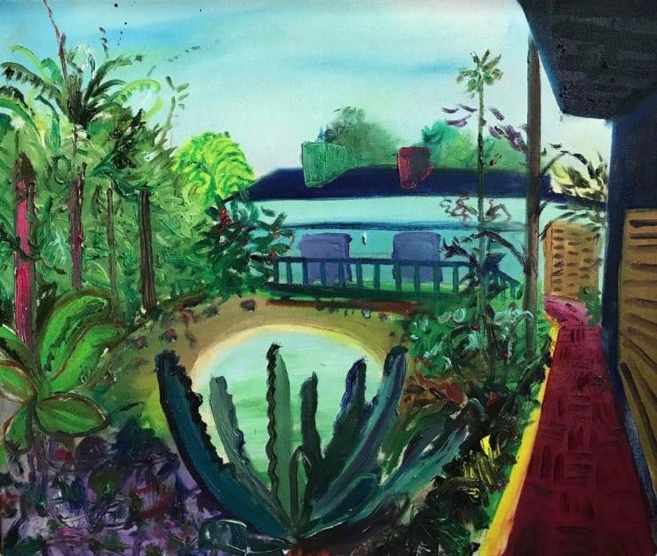 Blair McLaughlin A Smaller Picture, 2018 Oil on canvas 55 x 65 cm
