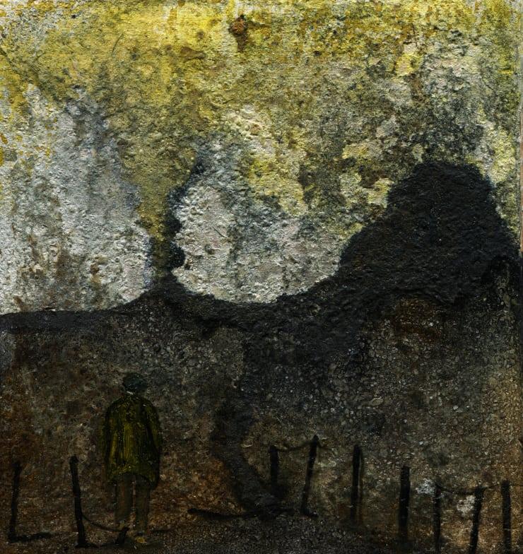 Jack Dunnett Chamomile, 2019 Oil on board 13 x 14 cm