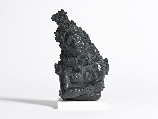 Beth Carter Sandman Bronze sculpture 38 × 25 × 17 cm