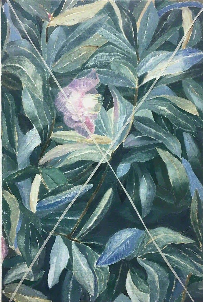Rafal Topolewski (Untitled) Cross oil on canvas 11 4/5 × 7 9/10 in 30 × 20 cm