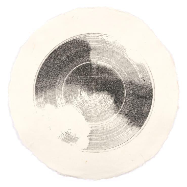 Ben Snell G53 Dorna #006, 2020 Ink on Paper 11 3/4 x 11 3/4 in 29.8 x 29.8 cm