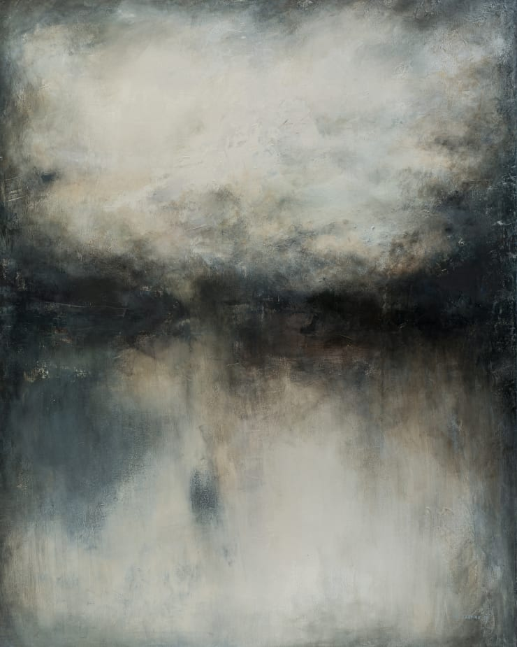 Xanthippe Tsalimi Regrets, 2019 Oil on Canvas 47 x 59 in 120 x 150 cm