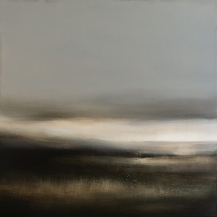 Xanthippe Tsalimi Last Night's Dream, 2014 Oil on Canvas 36 x 36 in 91.4 x 91.4 cm
