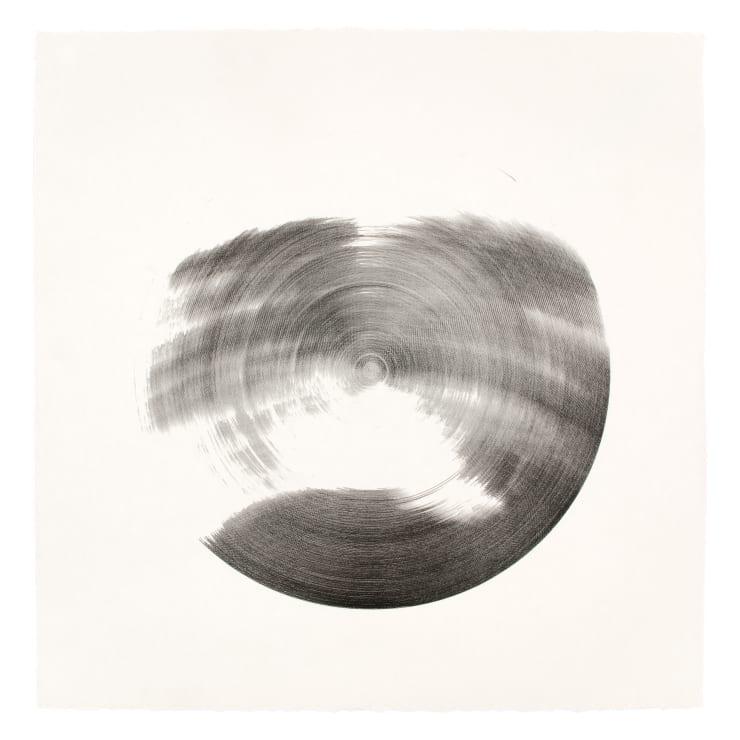 Ben Snell G53 Dorna #016, 2020 Ink on Paper 22 x 22 in 55.9 x 55.9 cm